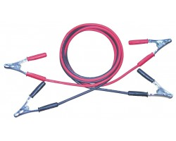 EMERGENCY STARTING CABLES 25 mmq. - 3,5 mt.